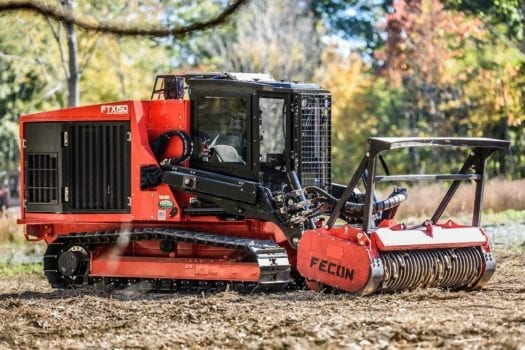 Fecon FTX150 Forestry Tractor