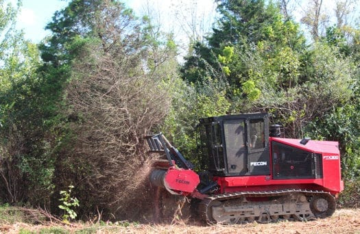 Fecon FTX300 Forestry Tractor
