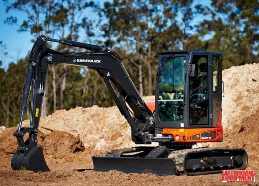 Eurocomach_57ZT-Mini-Excavator