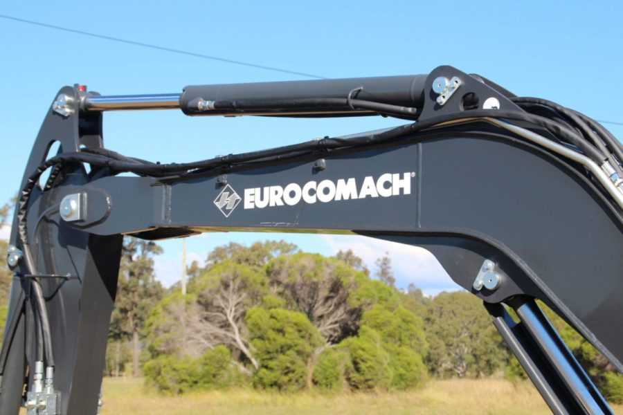 Eurocomach-Mini-Excavators