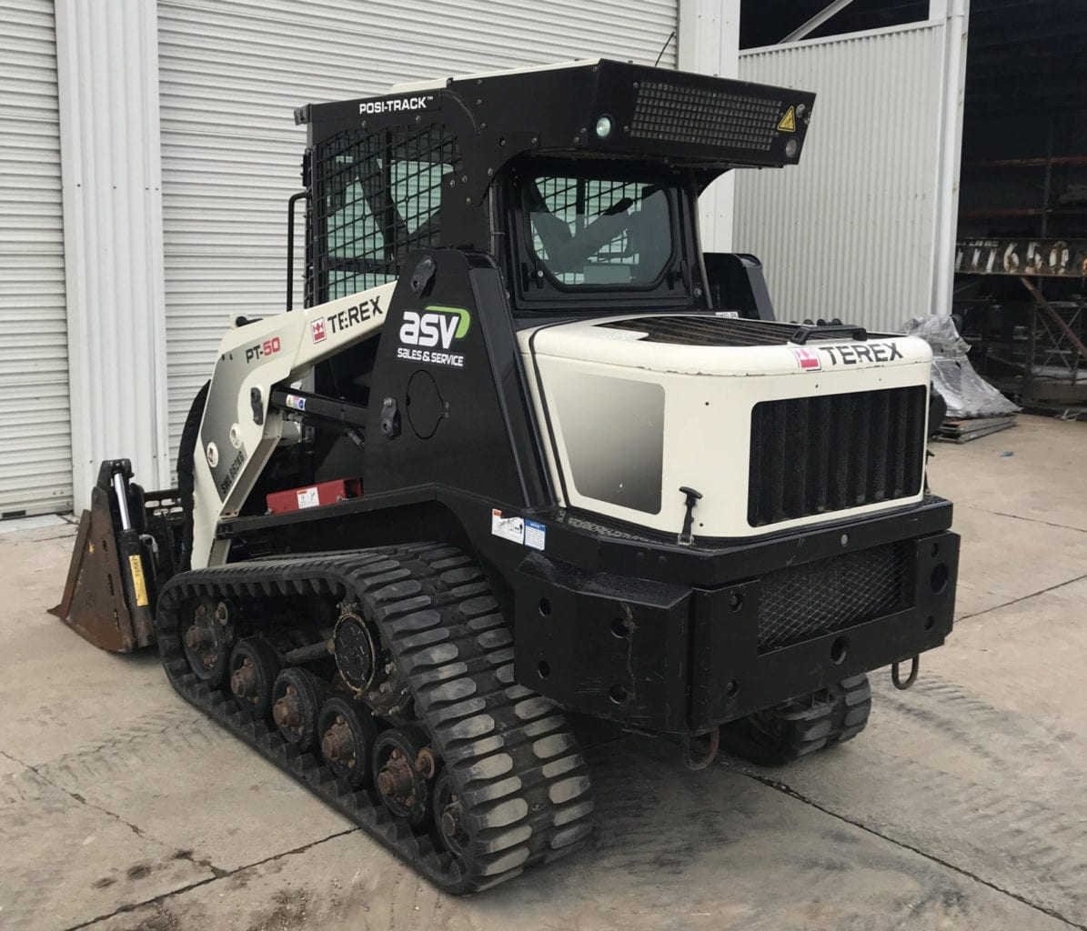 Used Terex PT-50 for Sale Newcastle